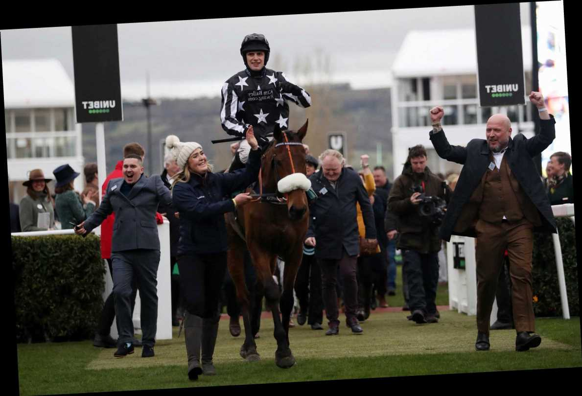 Cheltenham Festival Day 2: Get all your free bets for Day 2 of the festival – The Sun