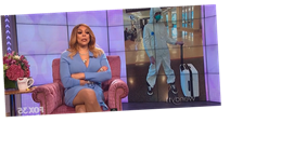 Wendy Williams accuses Naomi Campbell of 'creating mass hysteria' by wearing hazmat suit over coronavirus fears – The Sun