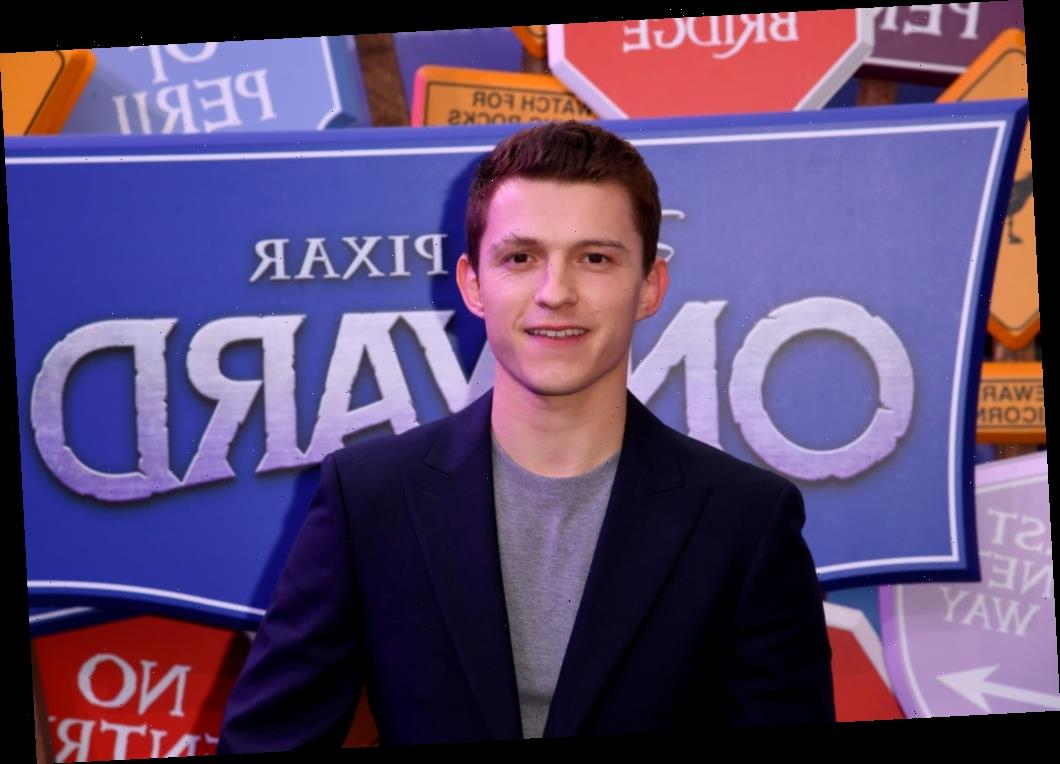 Tom Holland Explains Why he Deleted Instagram Before the Release of Disney/Pixar's 'Onward'
