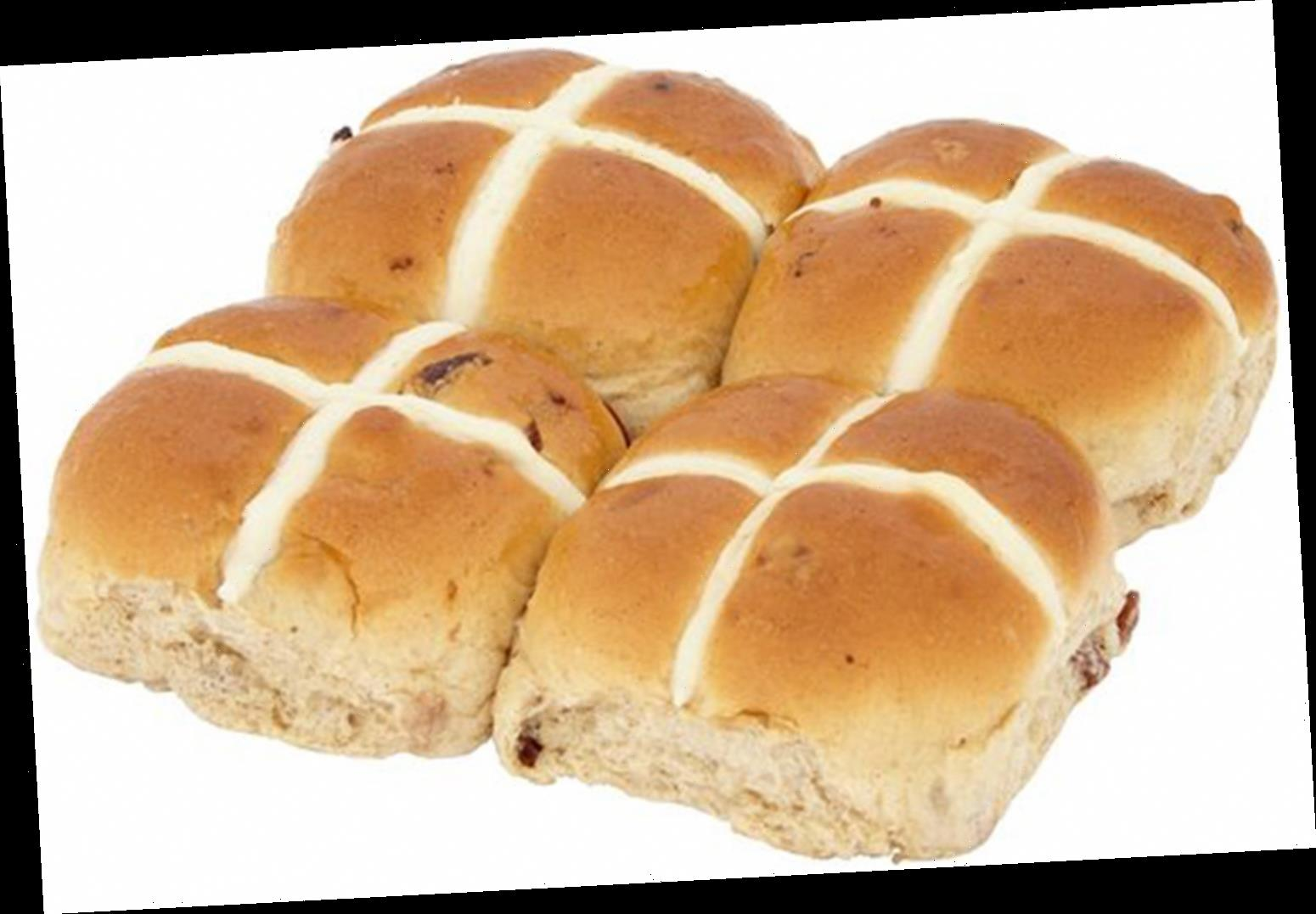 Tesco has brought back its salted caramel and chocolate chip hot cross buns – and you can nab eight for £1 – The Sun