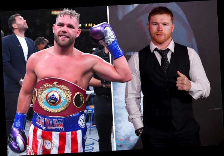 Billy Joe Saunders tells Canelo Alvarez to confirm May 2 world title showdown or 'f*** off' – The Sun