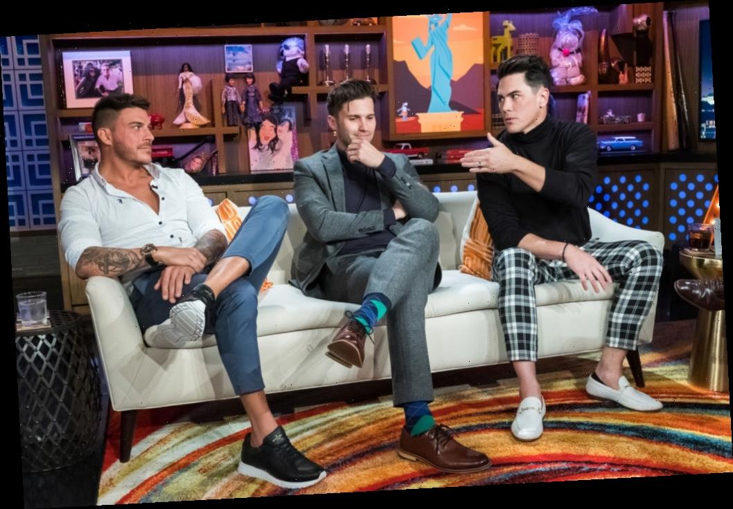 'Vanderpump Rules': Jax Taylor Accuses Tom Sandoval of Banning Ariana Madix's Brother From Working at TomTom