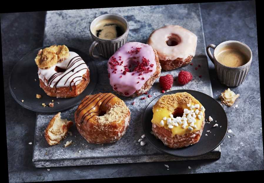 M&S is now selling a yumnut – and it's a cross between a yum yum and doughnut