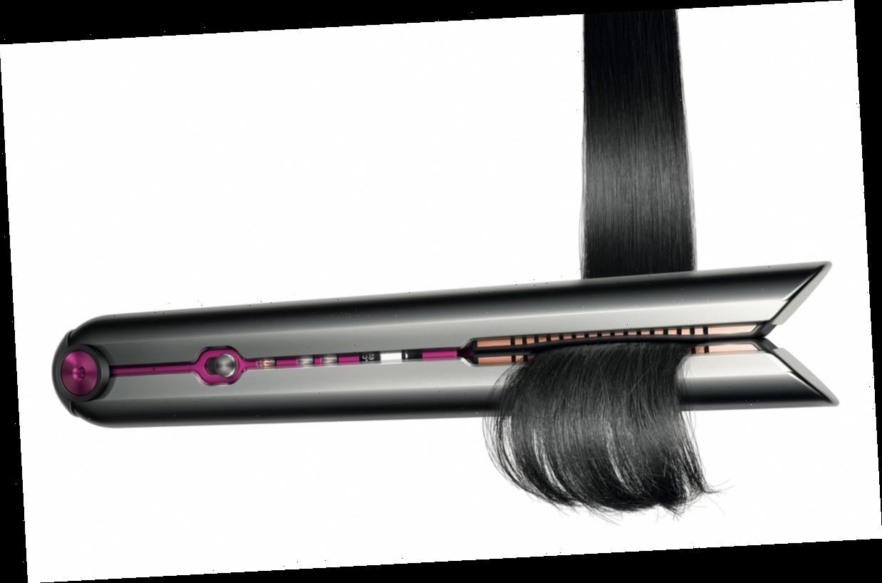 Here's Why You Need Dyson's New $499 Cord-Free Hair Straightener