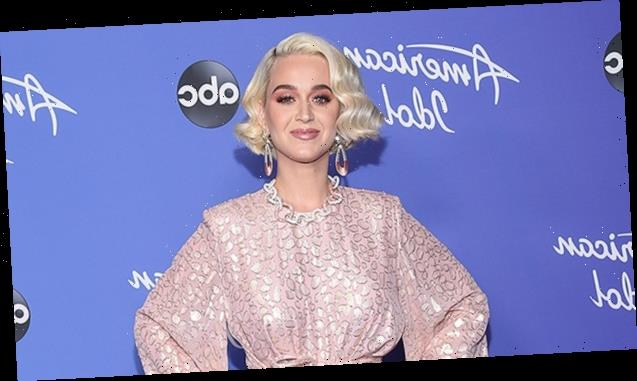 'American Idol': Katy Perry Jokes About How 'Fat' She's Going To Get During Pregnancy