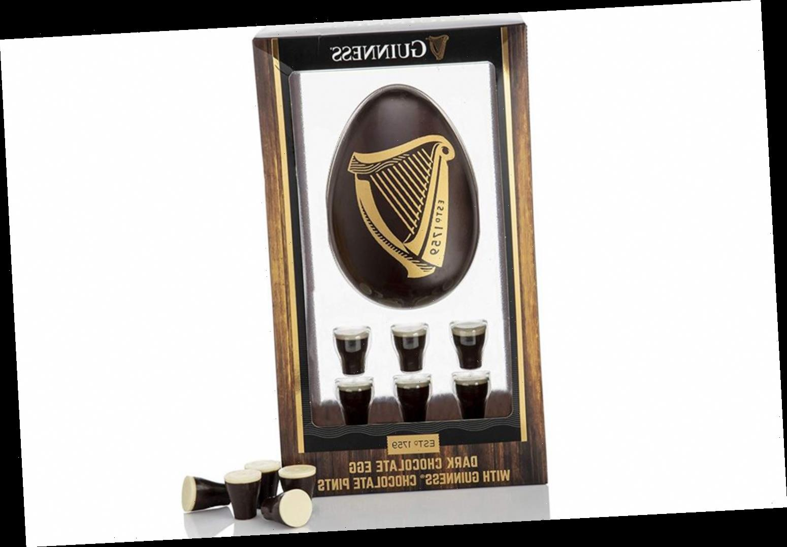 B&M is selling a Guinness Easter egg and it comes with six mini chocolate pints – The Sun
