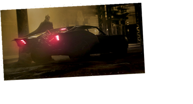 'The Batman' Director Just Revealed a First Look at Robert Pattinson's Batmobile