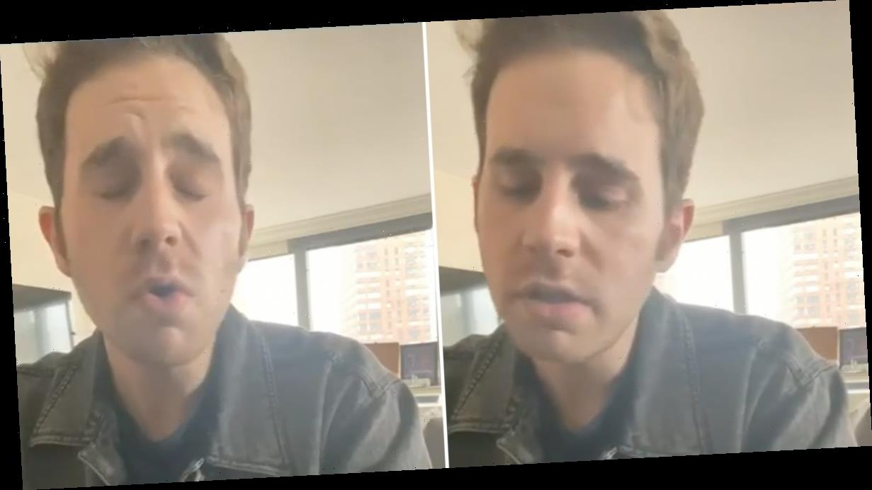 Ben Platt Just Reminded Us How Beautiful This Labrinth Song Is, So Now It's on Repeat