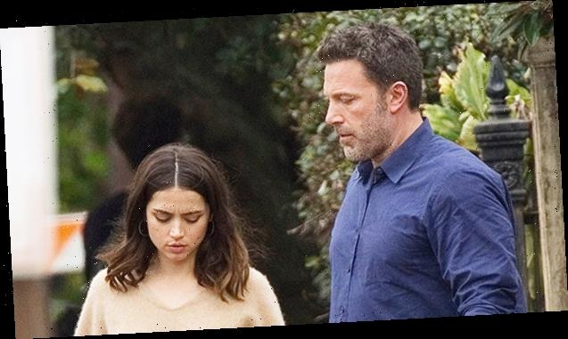 Ben Affleck, 47, & Co-Star Ana de Armas, 31, Spark Romance Rumors After They're Pictured Together In Cuba