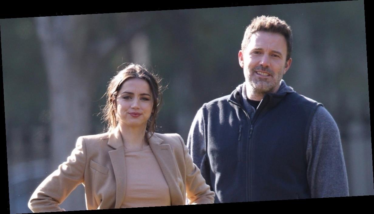 Did Ben Affleck & Ana de Armas Start Dating While Filming 'Deep Water'?
