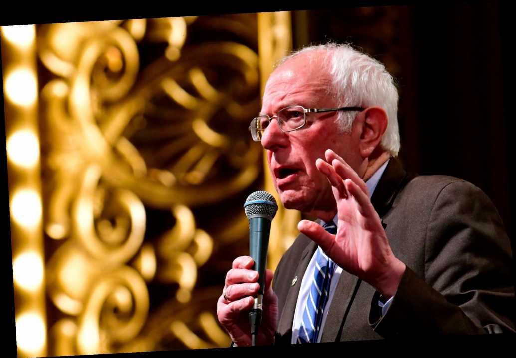 Bernie Sanders faces uphill battle to win nomination