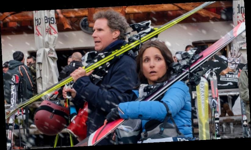Will Ferrell and Julia Louis-Dreyfus' new comedy quickly goes downhill
