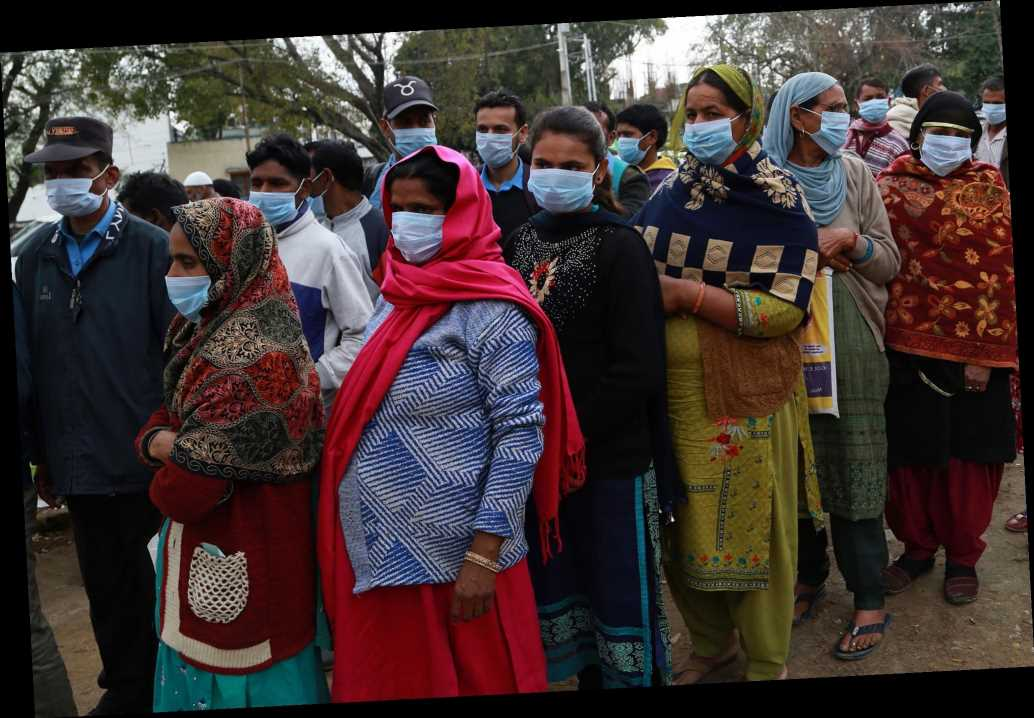 India coronavirus cases spike, Switzerland has first death