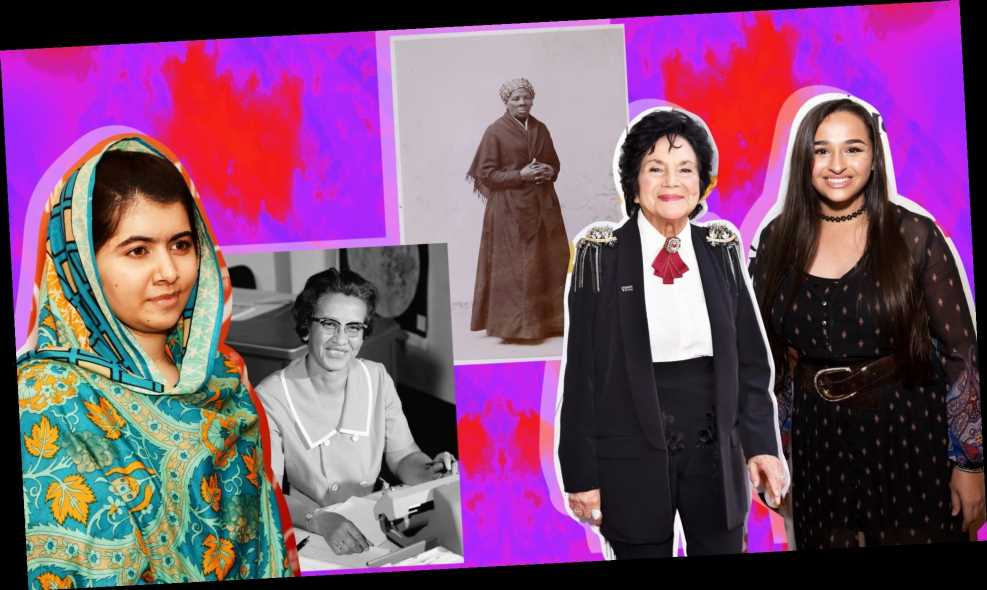 11 Remarkable Women We're Celebrating With Our Kids This Month (& Always)