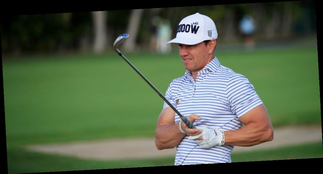 Why Mark Wahlberg Says He's Done Playing Golf (For Now)