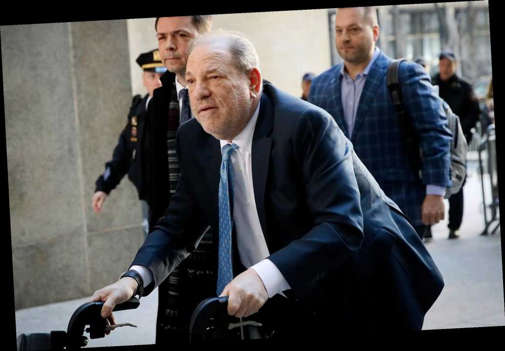 Harvey Weinstein awaiting transfer to Rikers Island after heart surgery