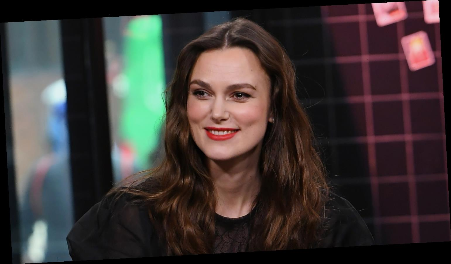 Keira Knightley Refuses to Do This Now That She's a Mom of Two