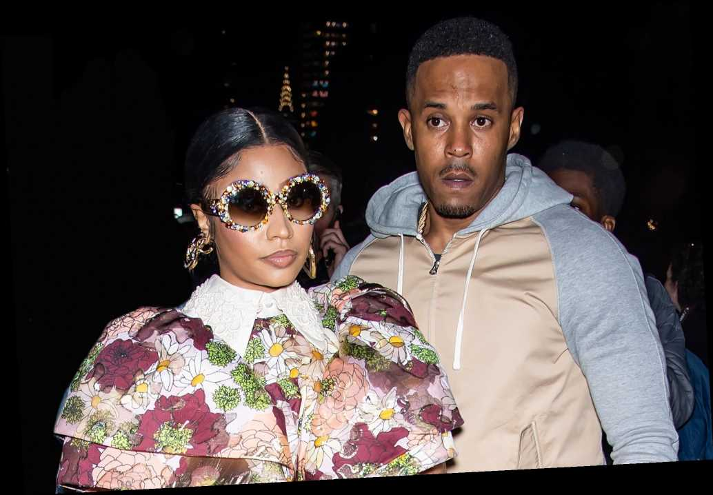Nicki Minaj's husband arrested for not registering as a sex offender