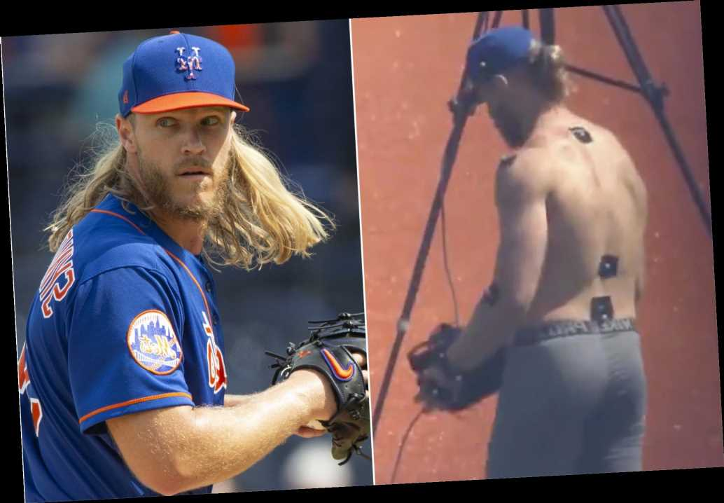 Noah Syndergaard's Mets technology praise includes dig at 'cheating' Astros