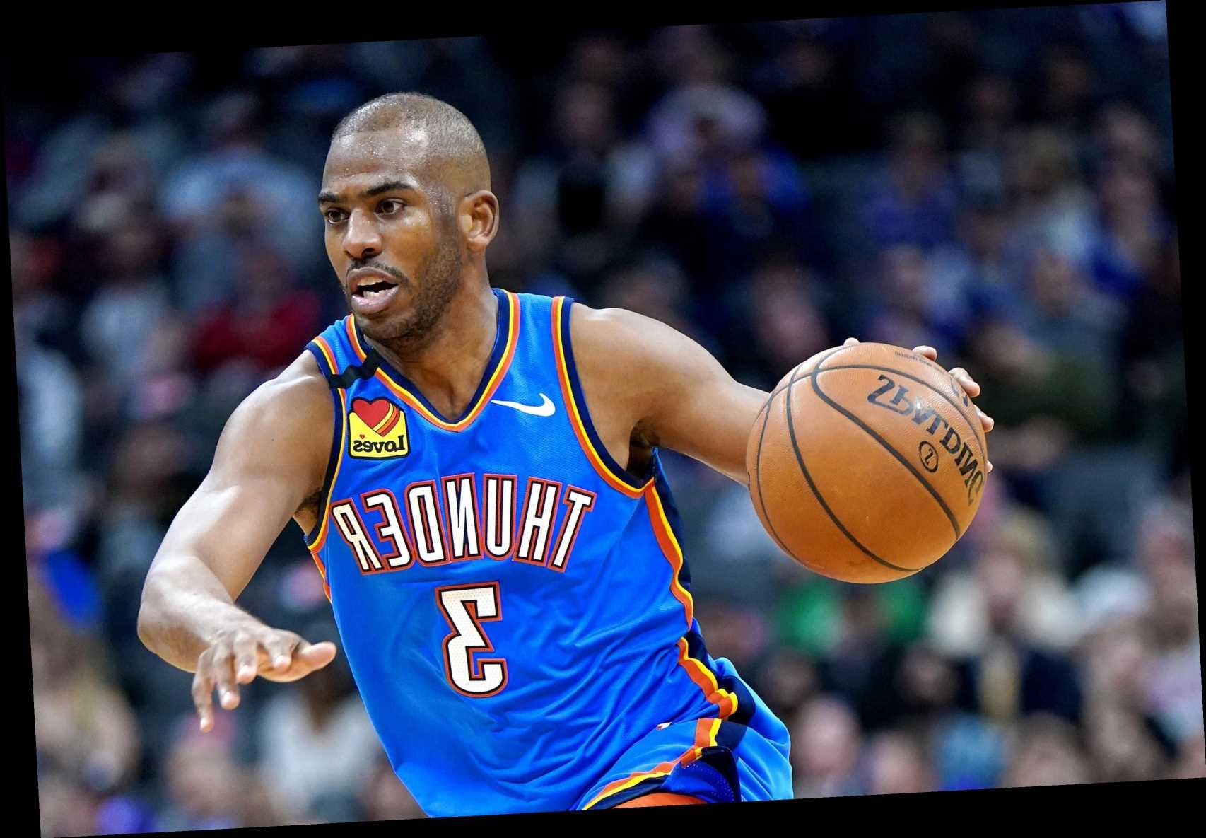 Risky Chris Paul temptation arrives with Knicks' Leon Rose hire