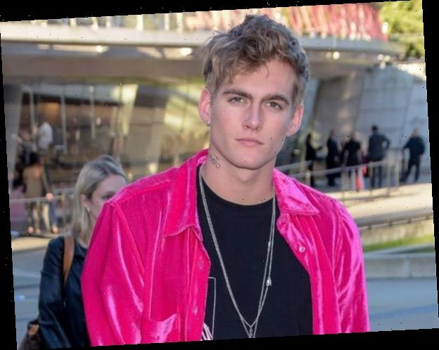 Presley Gerber Is Over the Hate He's Getting for His Face Tattoo