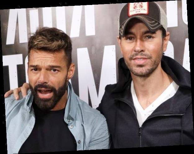 Enrique Iglesias & Ricky Martin Reflect on Touring as Dads