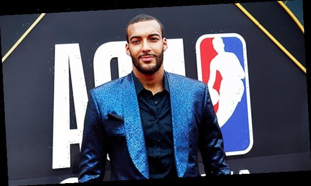 NBA Player Rudy Gobert Slammed After Touching Reporters' Microphones Prior To Positive Coronvirus Test
