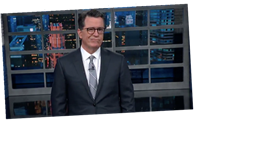Stephen Colbert, Trevor Noah, Seth Meyers And Jimmy Kimmel Try To Squeeze Laughs Out Of A Grim Situation