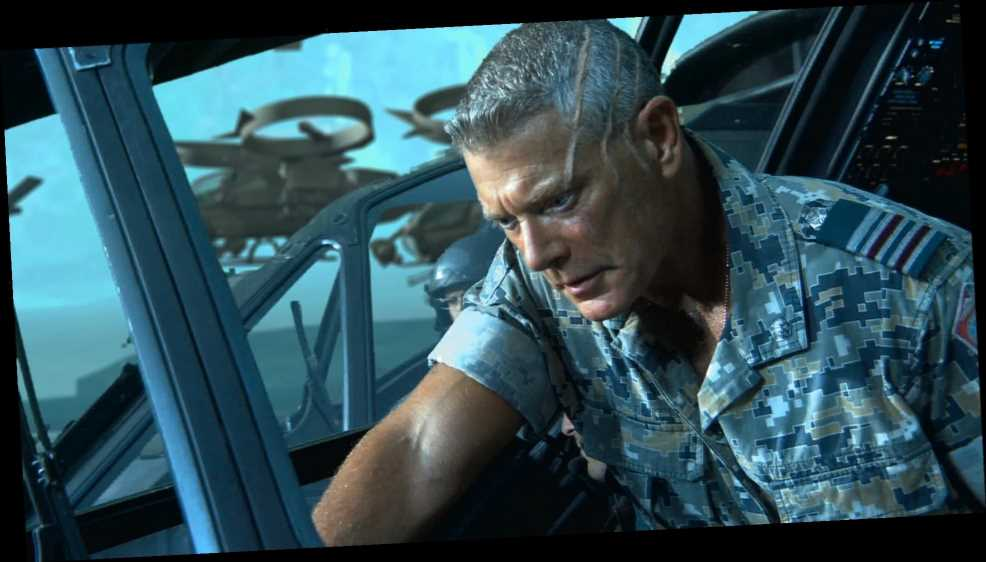 'Avatar' Villain Stephen Lang Says Filming Four Sequels at Once 'Gets a Little Confusing'