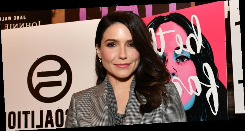 Sophia Bush Toasts The Ratification of the Equal Rights Amendment With Johnnie Walker