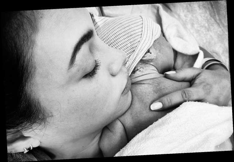 Jenna Dewan welcomes baby boy Callum Michael Rebel with fiance Steve Kazee – The Sun