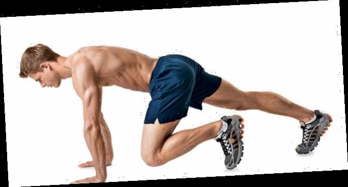 The Unbelievable 4-Minute Cardio Workout
