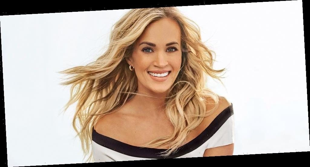 Carrie Underwood Sometimes Eats Tofu For Breakfast, Lunch, And Dinner