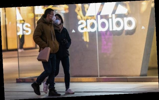 Adidas and Puma sales collapse in China amid coronavirus outbreak