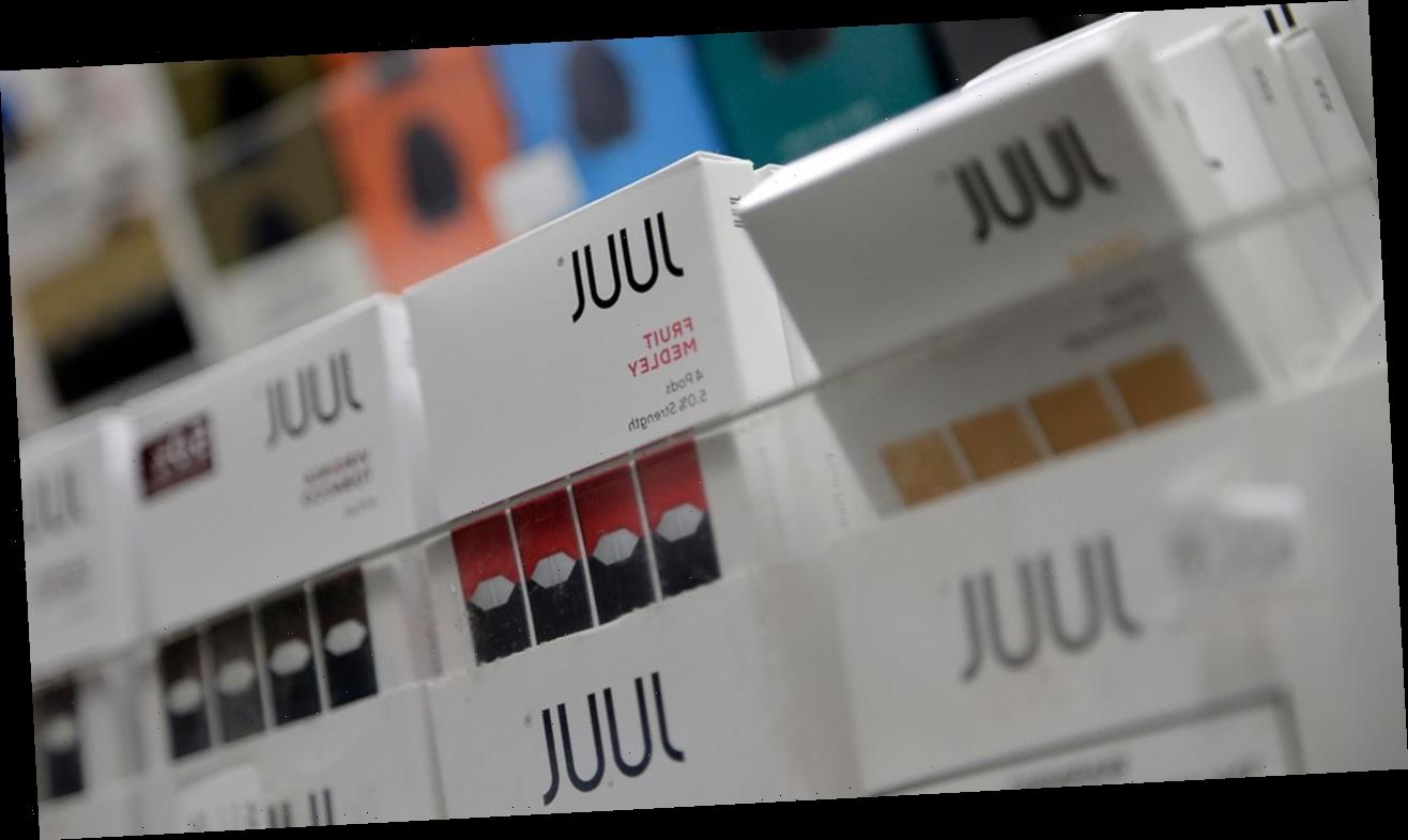 Juul Labs sought to court AGs as teen vaping surged