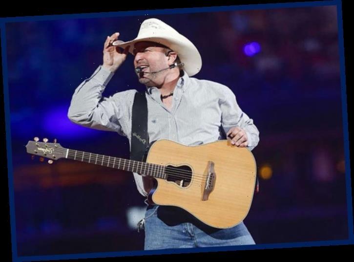 Garth Brooks To Play First Major Concert At New Las Vegas Stadium