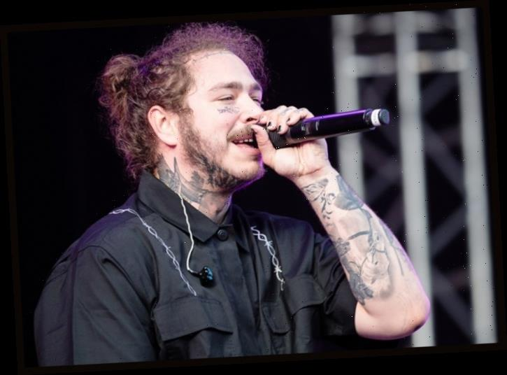 Post Malone Addresses Concerns About His Health, Says He's 'Not On Drugs'