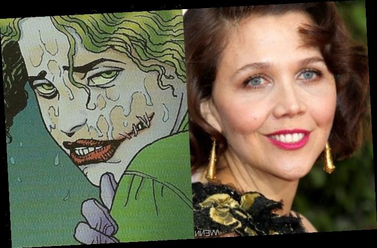 The Flash Movie May Feature Maggie Gyllenhaal as Female Joker