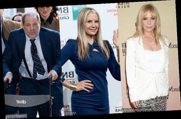 Rosanna Arquette, Mira Sorvino Applaud Harvey Weinstein's 23-Year Prison Sentence