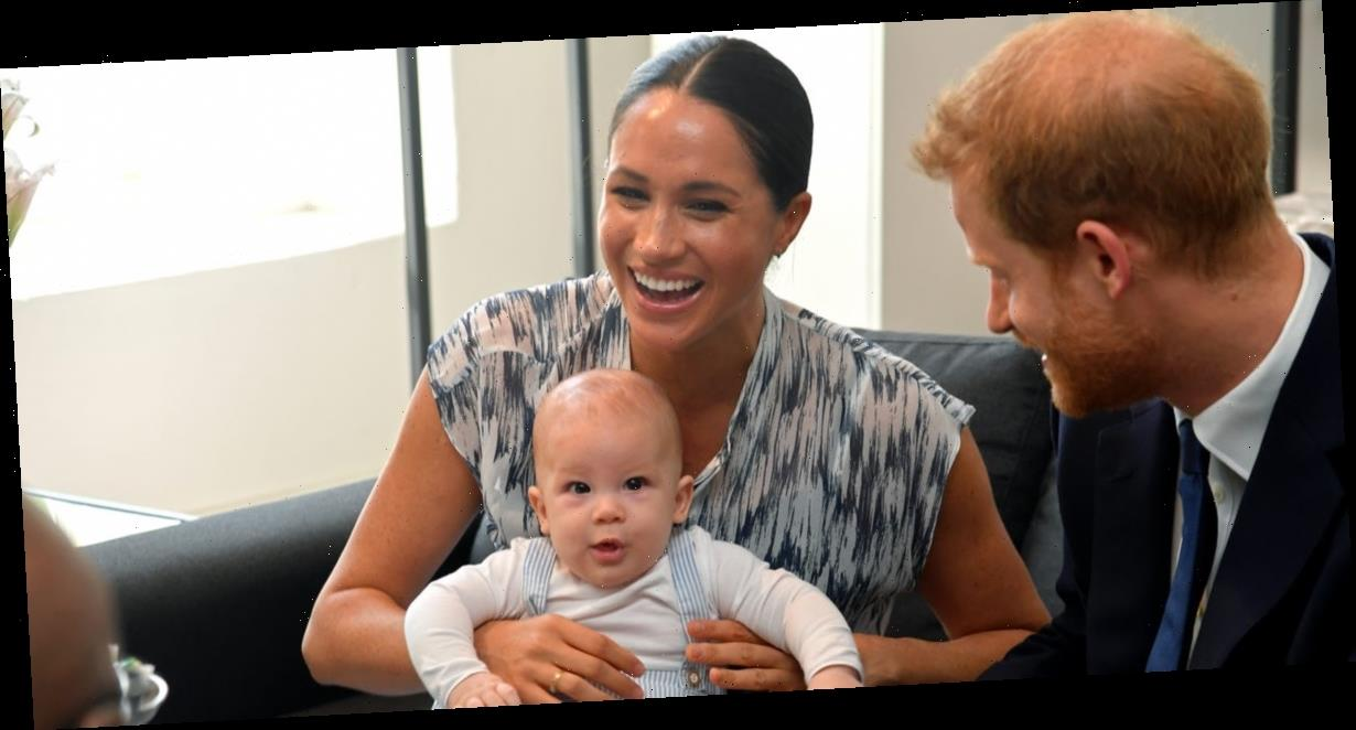 Baby Archie has 'started trying to walk,' Meghan Markle reportedly said of her and Prince Harry's 10-month-old son