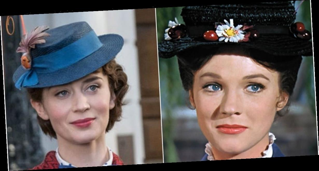Emily Blunt said that her kids prefer Julie Andrews' 'Mary Poppins'