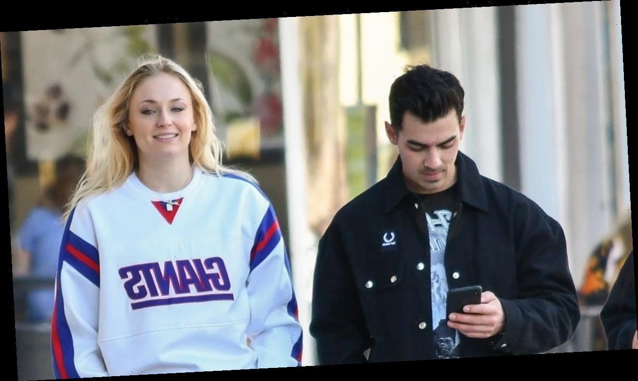 Sophie Turner & Joe Jonas Shop for Kids Clothes Amid Pregnancy Rumors