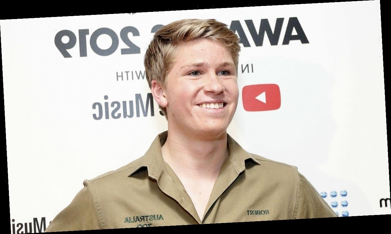Robert Irwin Learns to Drive in Late Dad Steve's Car