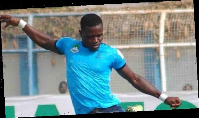 Chineme Martins: Nigerian player dies after collapsing on pitch