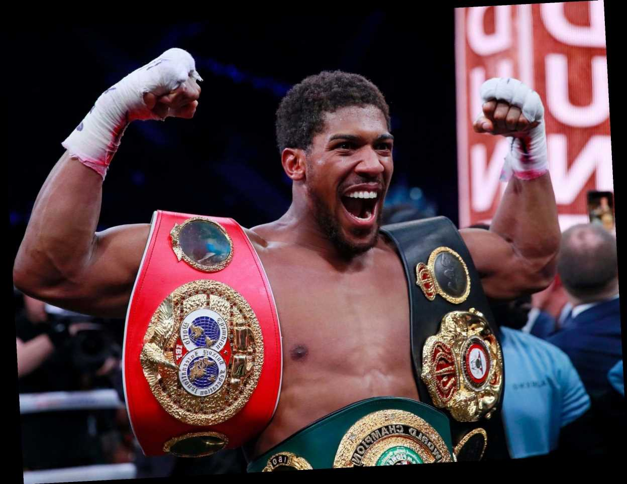 Anthony Joshua 'would absolutely butcher' Deontay Wilder, claims Eddie Hearn