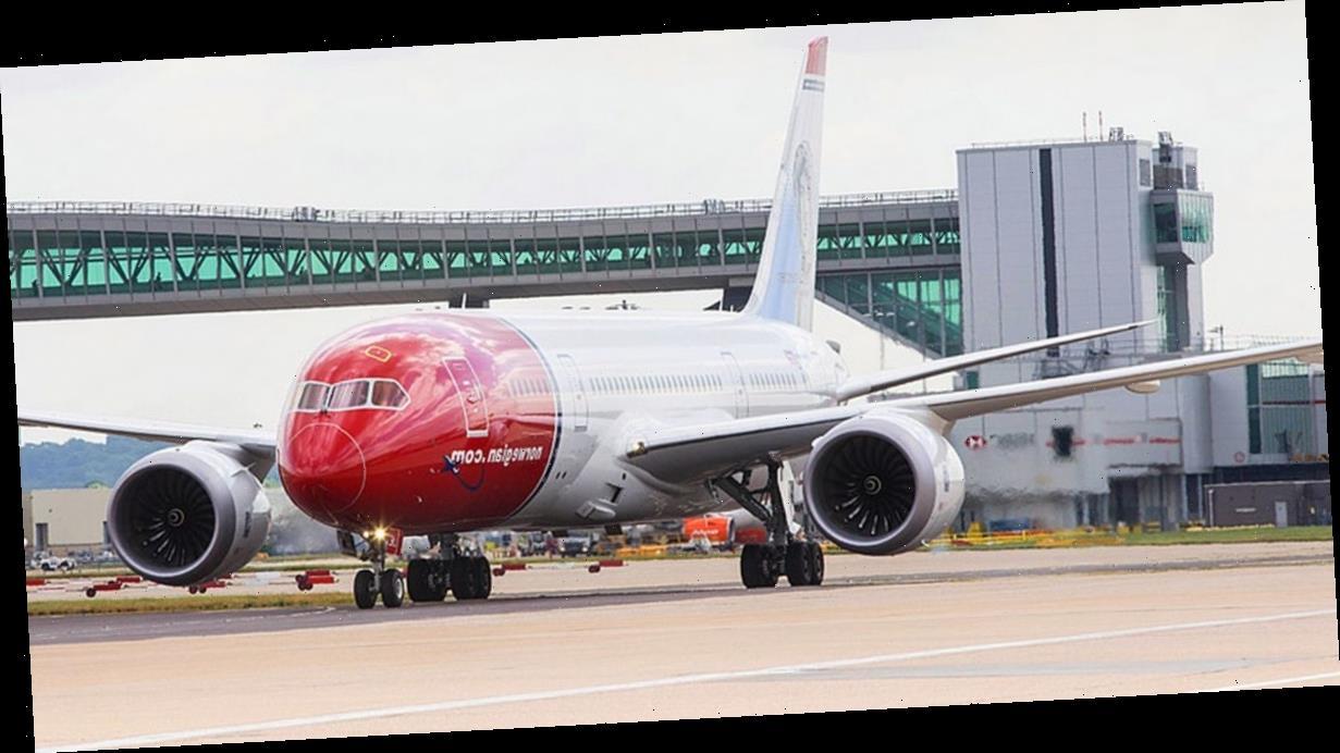 Norwegian cancels flights including UK routes amidst coronavirus outbreaks