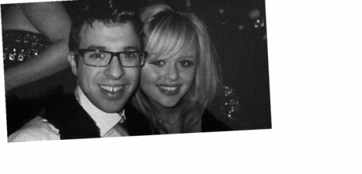 Emily Atack looks unrecognisable as she shares Inbetweeners throwback snap with co-star Simon Bird
