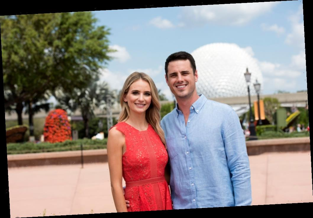 Ben Higgins Told Hannah Ann Sluss That He Never Watched Back His 'Bachelor' Season