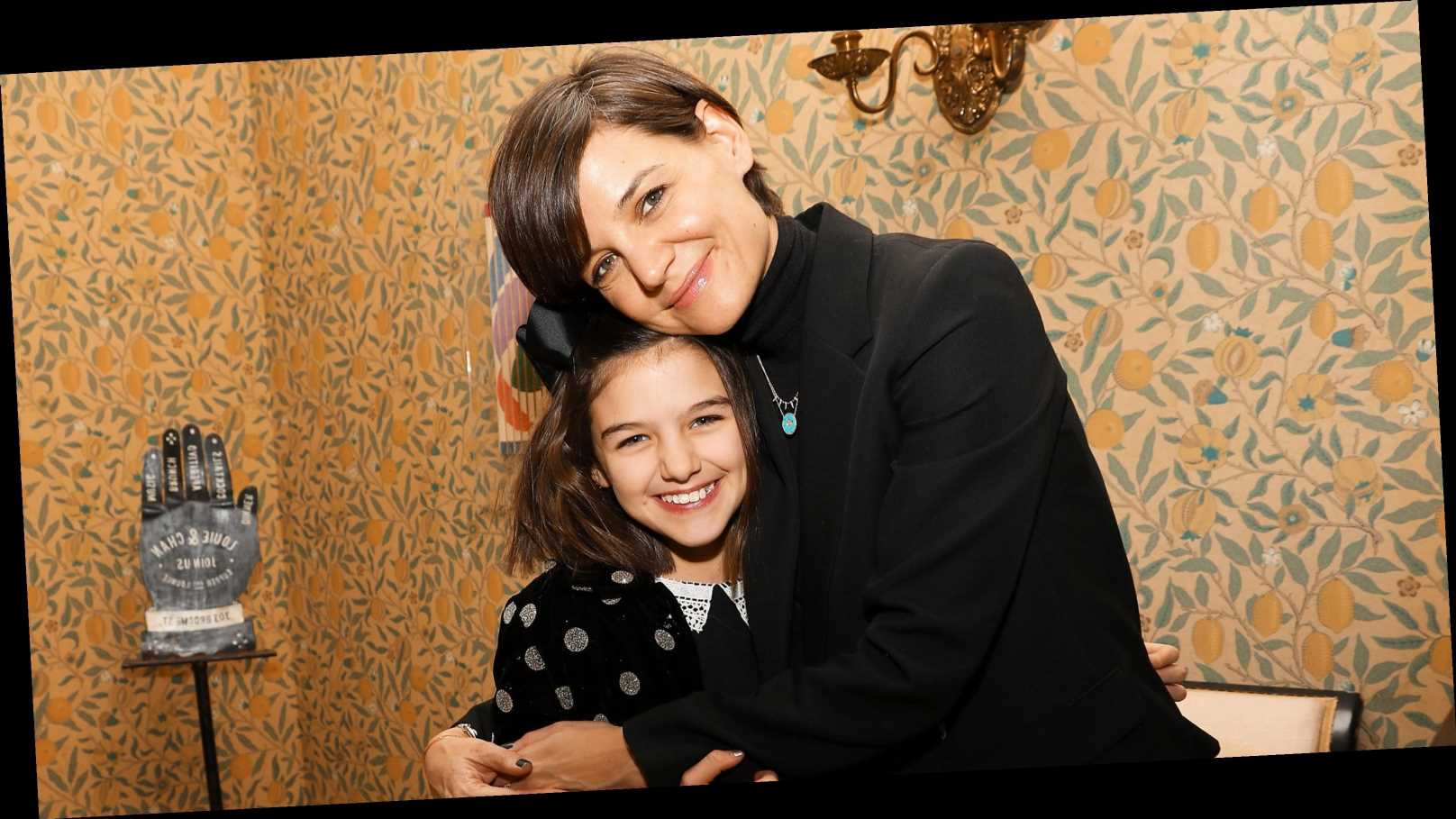 Katie Homes Says She Is 'So Blessed' to Be Suri's Mom on Her 14th Birthday