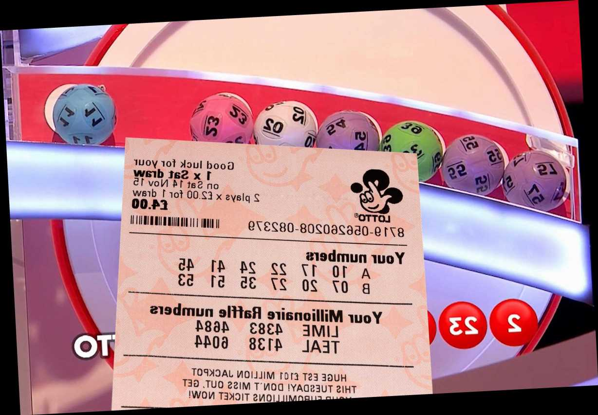 National Lottery results: Winning Lotto numbers for Saturday April 18 £6.9million jackpot – The Sun